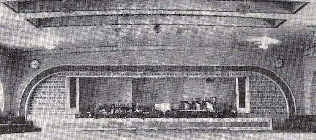 Regal Cinema Beverley's Ballroom 1959