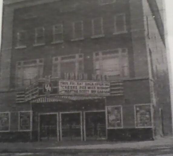 Union Hall Theatre
