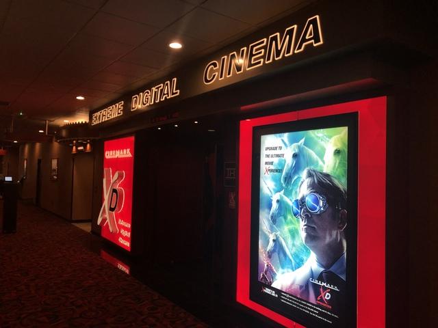 Cinemark 14 Music City Mall XD