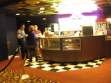 Snack Bar in the Lobby