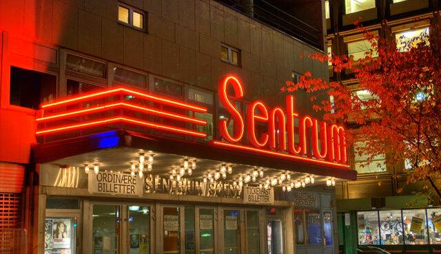 Sentrum Scene