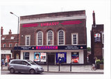 THE EMBASSY CINEMA. TENTERDEN. KENT .UK.