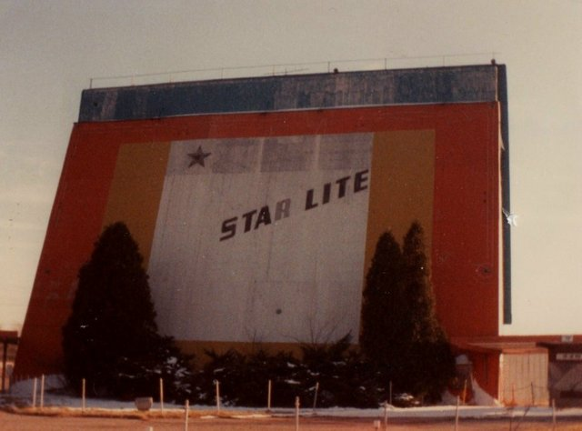 Starlite Drive-In 1988