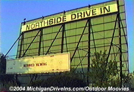 Northside Drive-In late-80's.