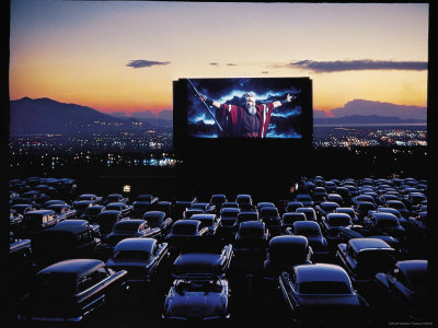 Oak Hills Drive-In