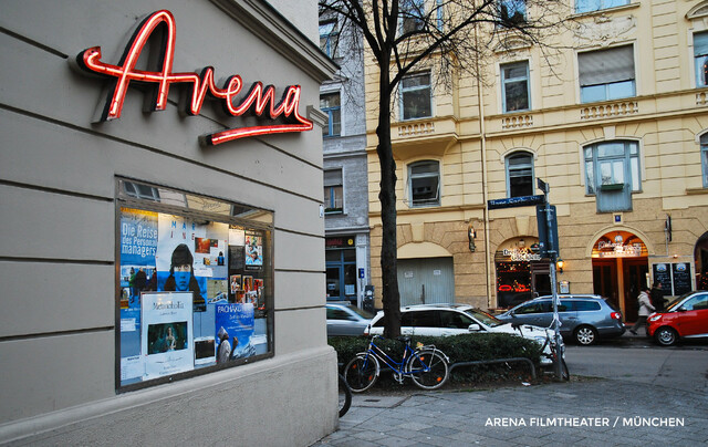 Neues Arena Kino