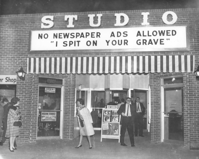 Studio Theatre in its heyday