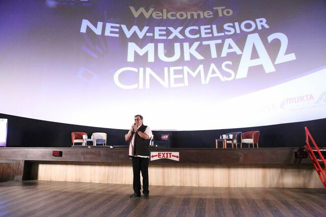 Mukta A2 New Excelsior Theatre