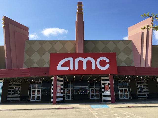 AMC Theater Corpus Christi Oct. 2020