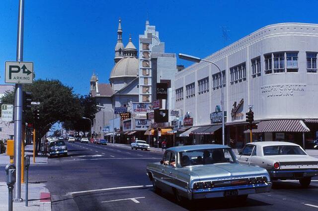 Circa 1968 photo credit The Sacramento Bee.
