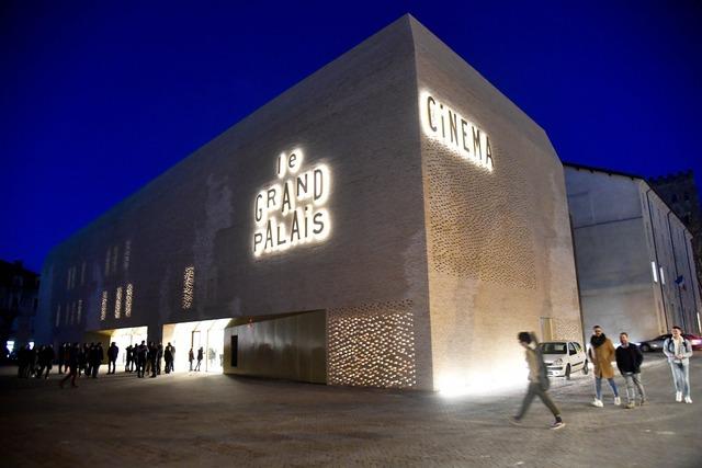 Cinema Le Grand Palais