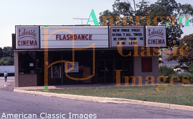 Lakeside Cinema 1983