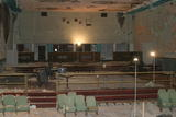 March 2004 stage to booth view
