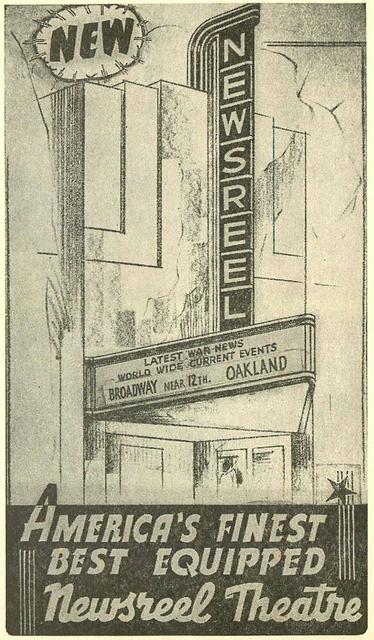 Newsreel - Oakland, CA