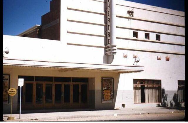 Orana Theatre 21 Reid Street, Wangaratta, VIC - 1959.