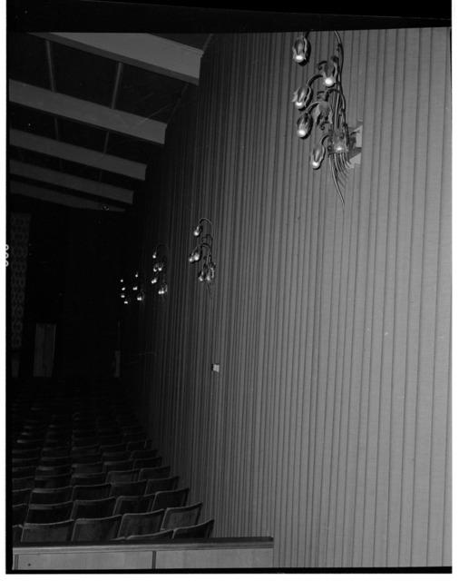 Orana Theatre 21 Reid Street, Wangaratta, VIC - Renovations 1970.