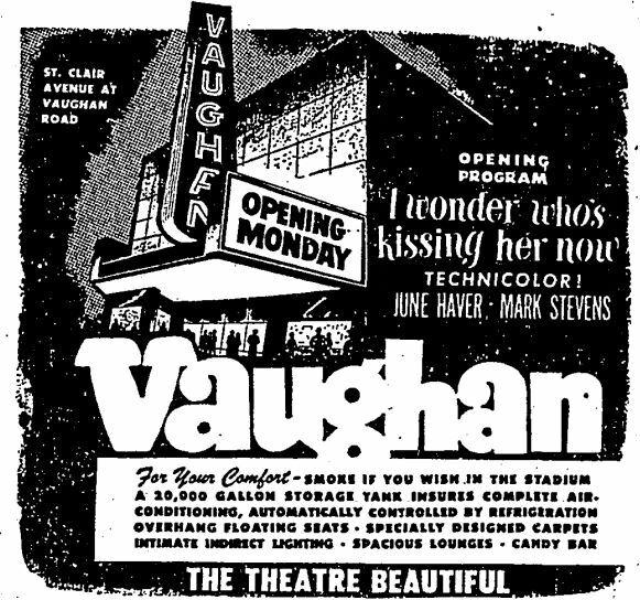 Vaughan Theatre