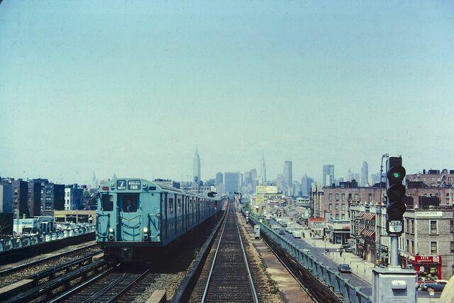 1964 photo courtesy Al Ponte's Time Machine - New York.