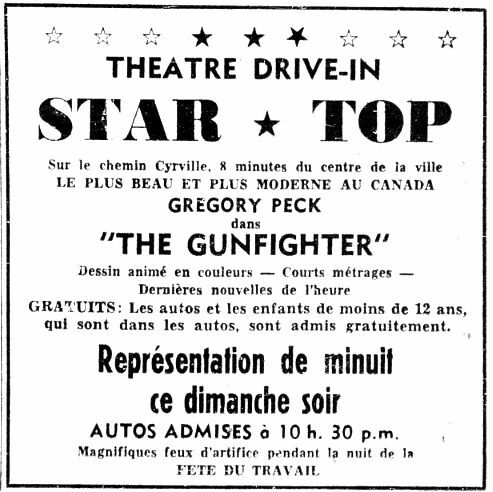 Star-Top Drive-In