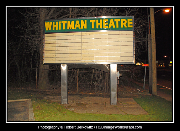 Whitman Theatre, Huntington Station, NY