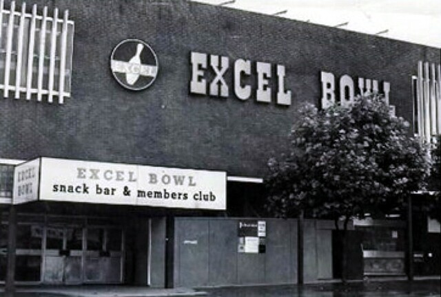 The Excel Bowl, Walkden.