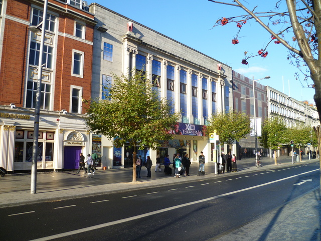 Former Carlton Cinema, Dublin, Ireland