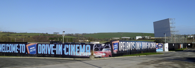 Movie Junction Drive In, Carrigtwohill, Co. Cork, Ireland
