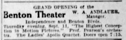 Benton Theatre