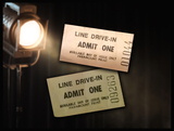 "[""Odin Drive-In  Odin Road and Orr Place, Stirling, WA - Ticket stubs""]"