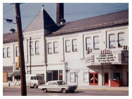 1967 photo courtesy Abandoned, Old or Interesting Places - Eastern PA Facebook page.