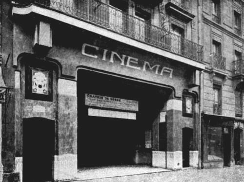 Cinema Monge Palace