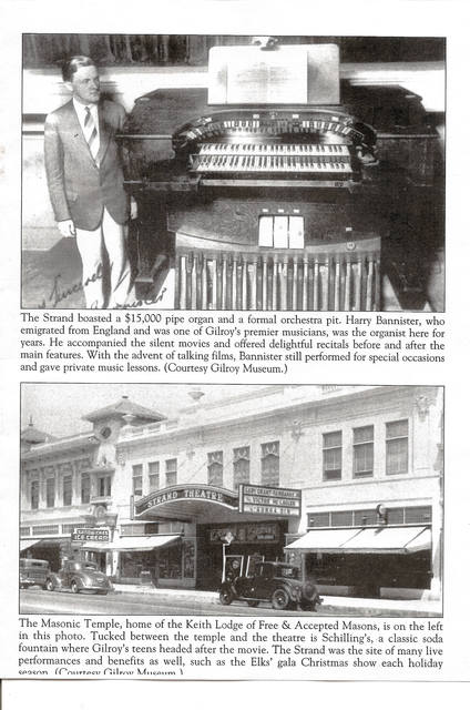 Description of Organ and Musician