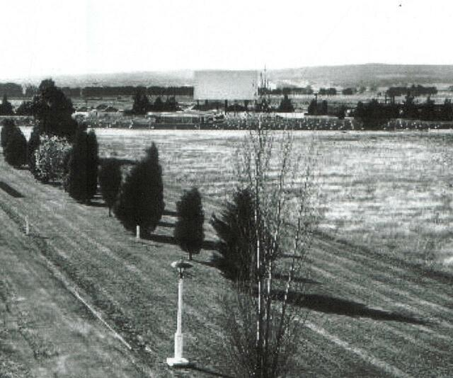 Skyline Drive-In Norman Street and Bogart Drive, Ballarat, VIC