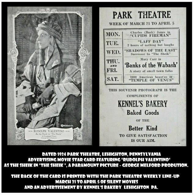 Park Theater