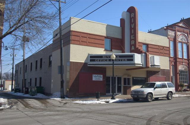 Riviera Theater Hastings