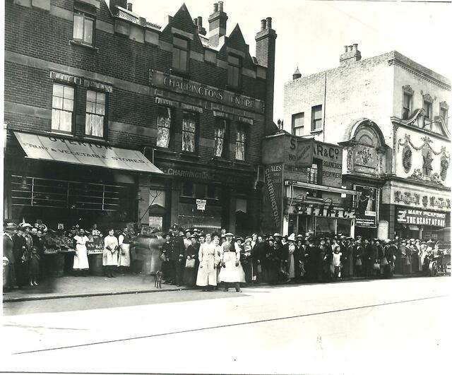 Classic Hammersmith