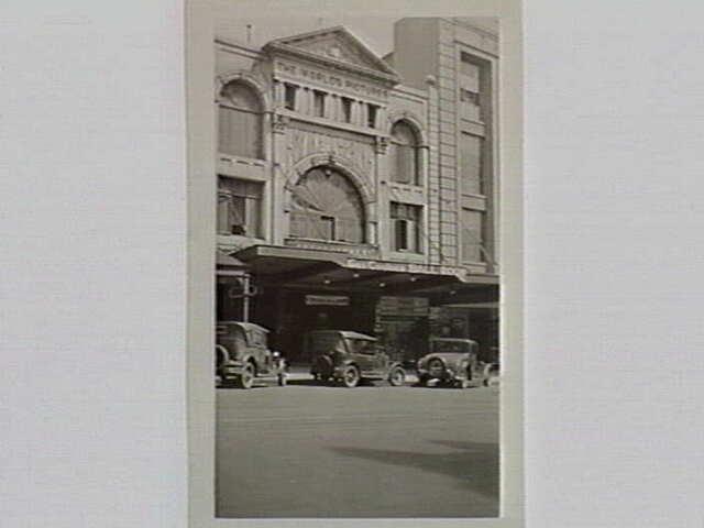 Empire Theatre  151 Bourke Street, Melbourne, VIC  - 1935