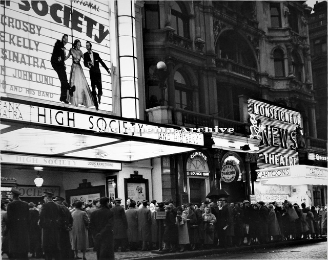 Monseigneur Cinema Leicester Square