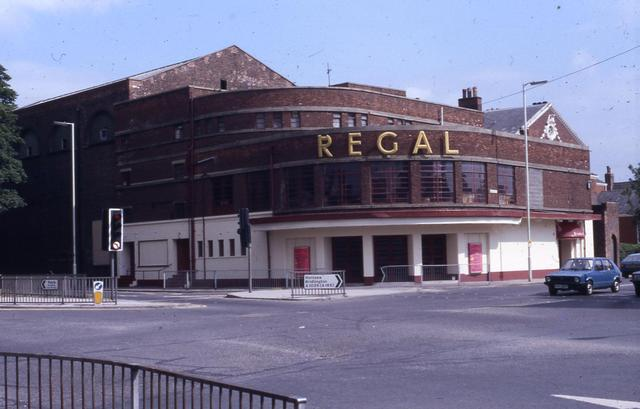 Regal, Beverley, exterior 1980s