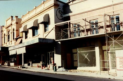 Princess Theatre  Bayview Terrace and Stirling Highway, Claremont, WA - 1981
