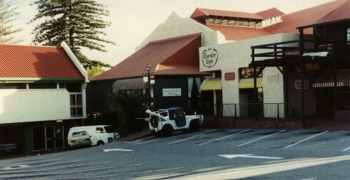 Princess Theatre Bayview Terrace and Stirling Highway, Claremont, WA - Rear view 1981