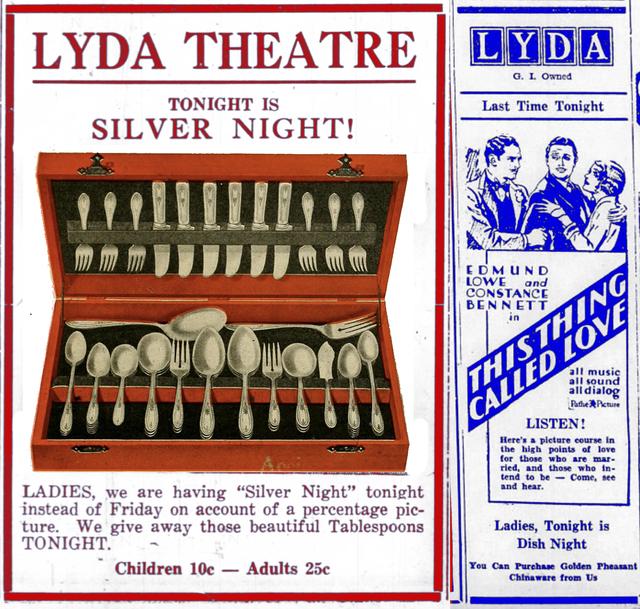 Lyda Theatre