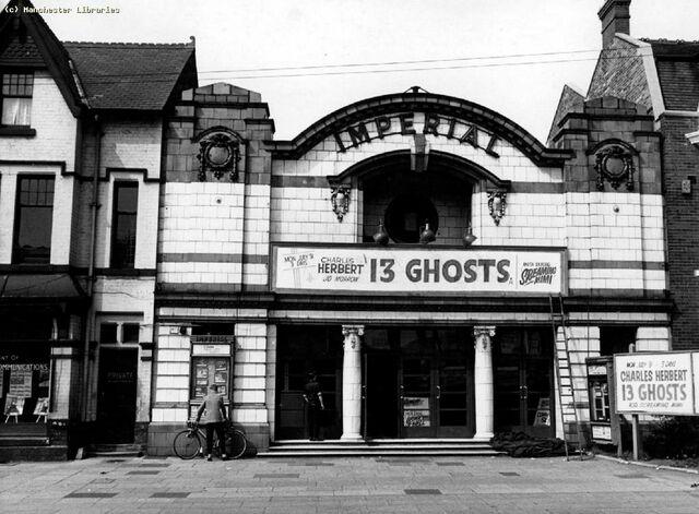 Imperial Cinema, Brook's Bar