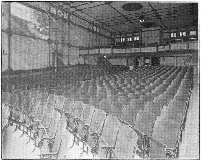 Thomas Theater interior