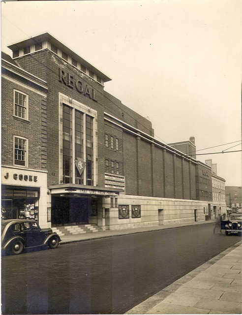 Chesterfield Regal, 1930s
