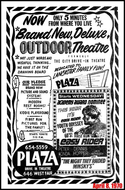 Plaza Drive-In