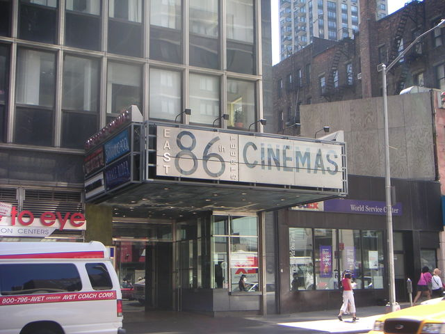 East 86th Street Cinemas