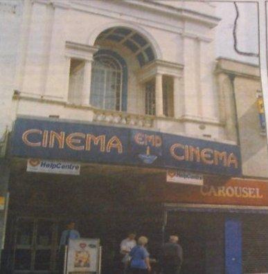 EMD Cinema Gravesend