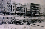 The Sunshine and the 2nd avenue subway construction -1907