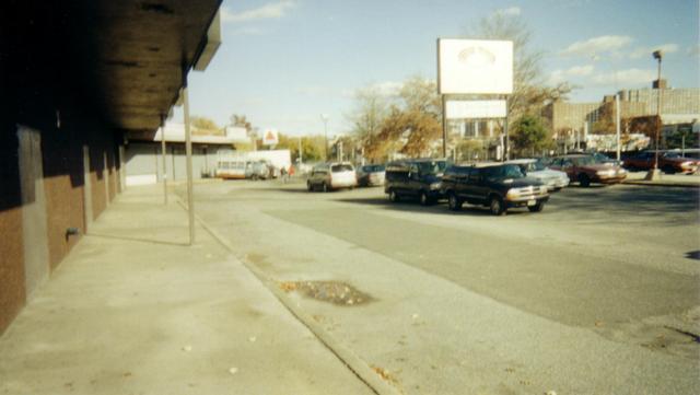Cinema 5 - Side Exits facing L.I.E. (2000)